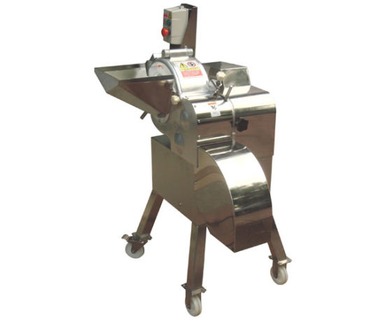 Vegetable and Fruit Slice Cutting Machine (XF-QS) pictures & photos