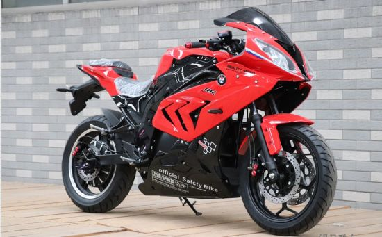 2020 New Electric Motorcycle for Adult Green Power 5000W