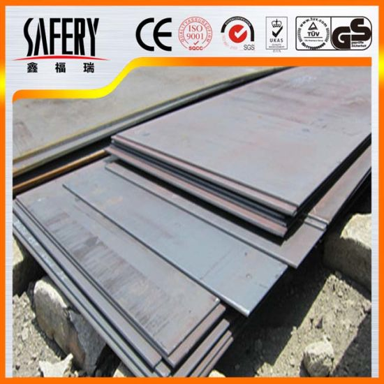 4mm Thick Carbon Ss400 Steel Plate Price Per Ton pictures & photos