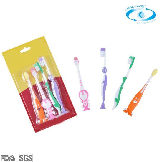 Customized PP/Nylon Children/Kids Household Toothbrush