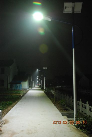 21W Street Solar Light for Village Projects pictures & photos