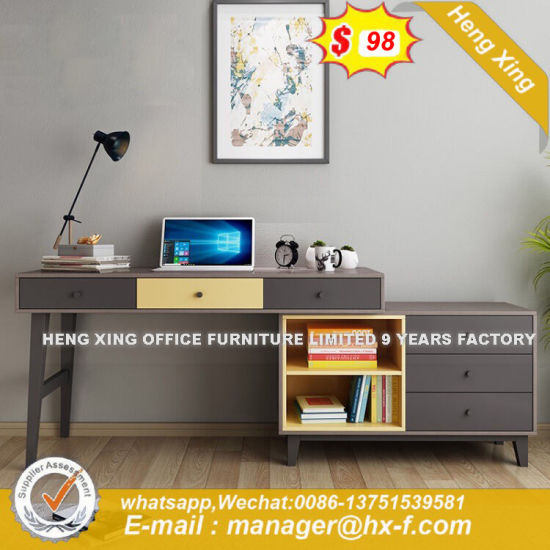 Modern Office Furniture Fashion Design MDF Executive Office Desk (HX-8ND9058) pictures & photos