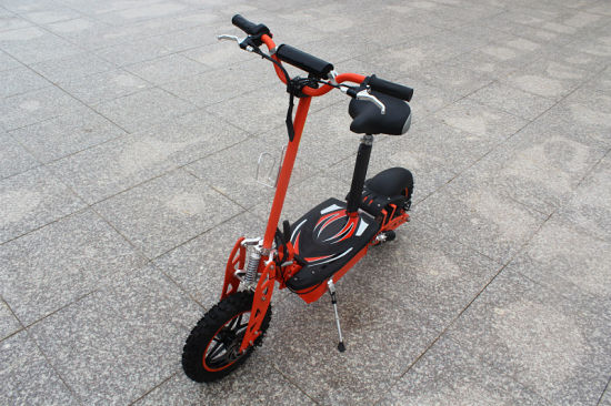 1500W 48V Brushless Electric Scooter for Cheap Sale Dirt King pictures & photos