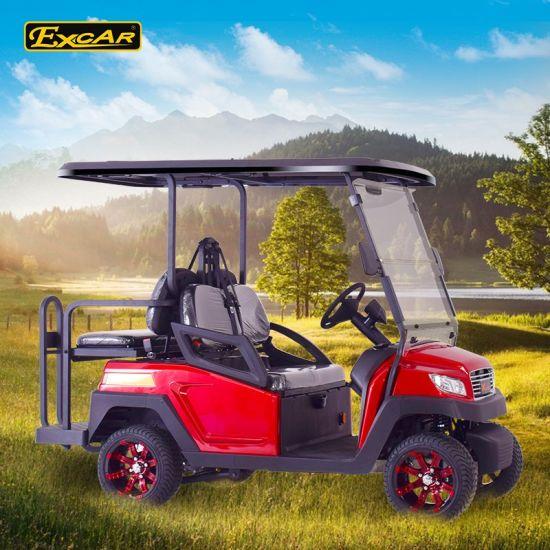Street Legal Utility Golf Cart for EU