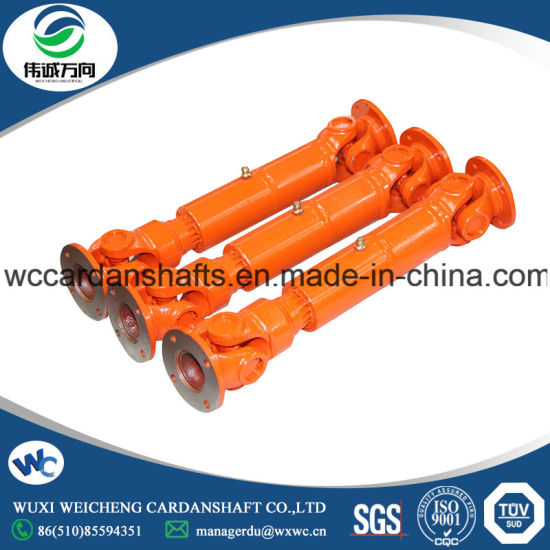 SWC-I Series-Light-Duty Designs Cardan Shaft pictures & photos