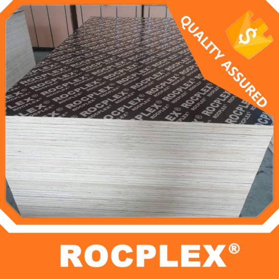 China 18mm Film Faced Plywood For Usa Market China Film Faced