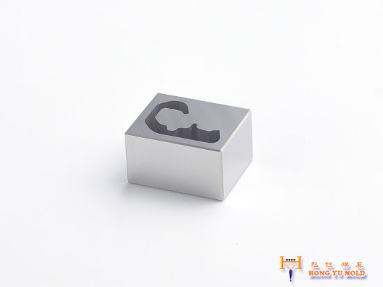 Special Shape Tungsten Carbide Punch for Continuous Stamping pictures & photos