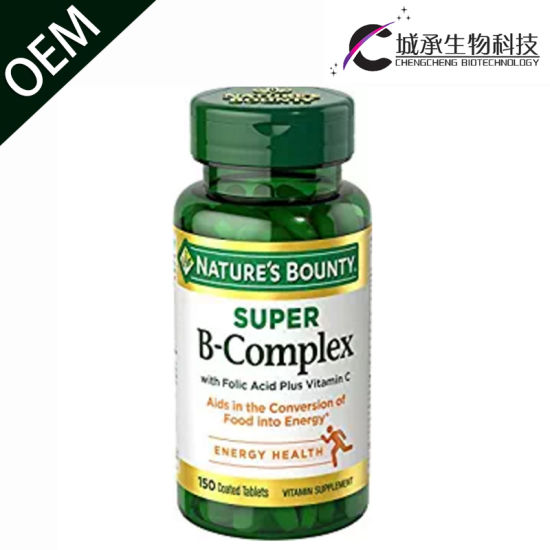 China Natural Plant Extract Vitamin B6 Tablet for Food