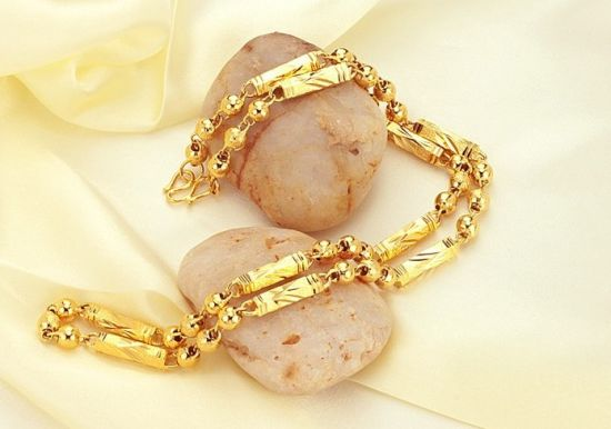 New Gold-Plated Jewelry Chains