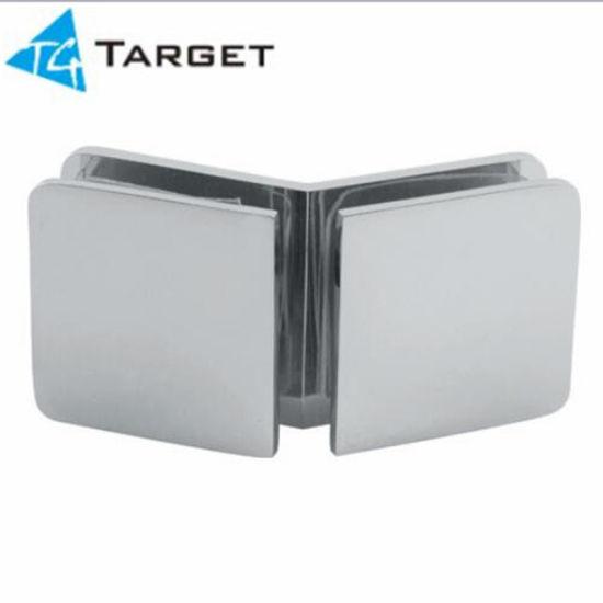 135 Degree Brass Shower Door Clip for Frameless Glass Door (GC135-A2)  sc 1 st  Target Hardware Factory Co. Ltd. & China 135 Degree Brass Shower Door Clip for Frameless Glass Door ...