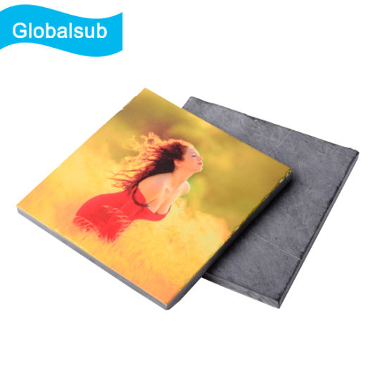 Cork MDF Coaster with Sublimation Blank pictures & photos