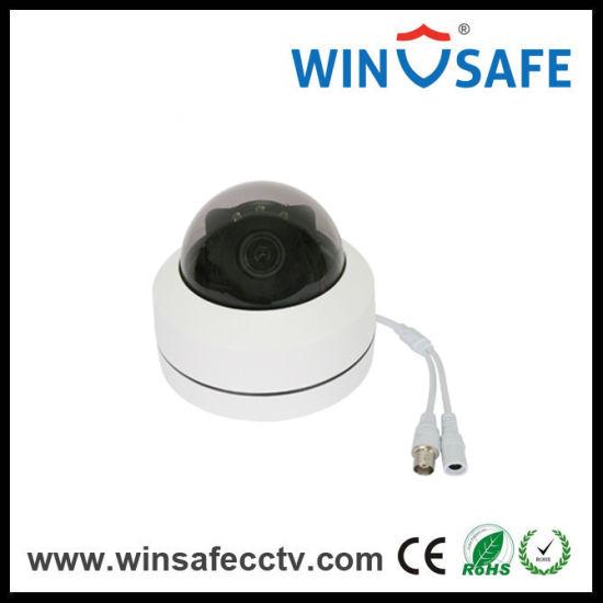 Waterproof 3X Zoom IP PTZ Dome Camera