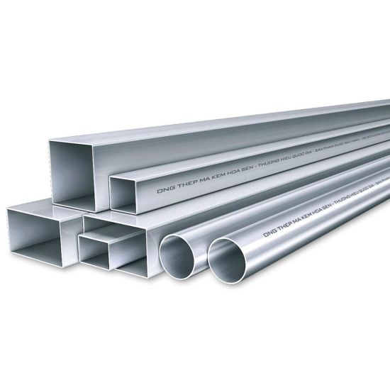 ASTM A463 Hot-Dipped Z40-Z275 Galvanized Steel Pipe Tube pictures & photos