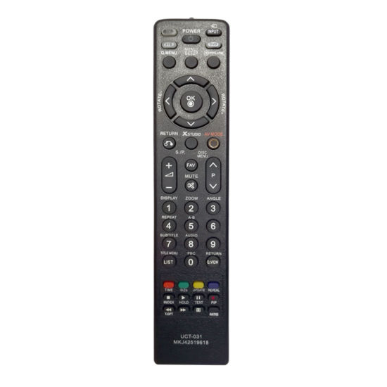 High Quality TV Remote Control (UCT-031) pictures & photos