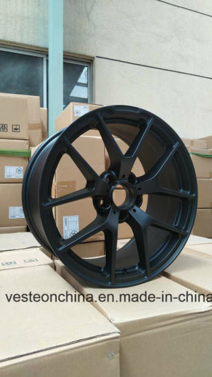 Factory Price 2017 New Design Replica Car Alloy Wheel pictures & photos