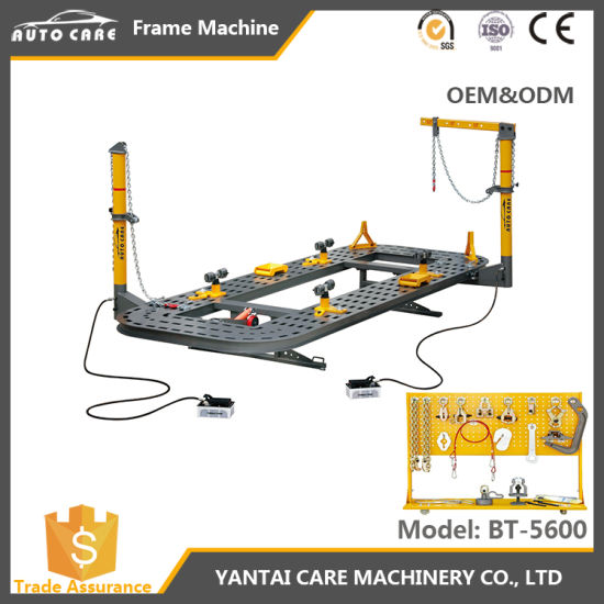China Top Valued Car Chassis Straightening Bench with Reasonable ...
