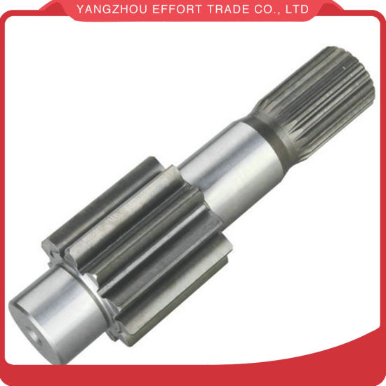 OEM/ODM Spare Parts Shaft Hard Grinding Large CNC Machining Part Suppliers of CNC pictures & photos