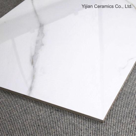 Made in China Interior Ceramic Glazed Floor Bathroom Kitchen Wall Porcelain Tile (2-IA408026)