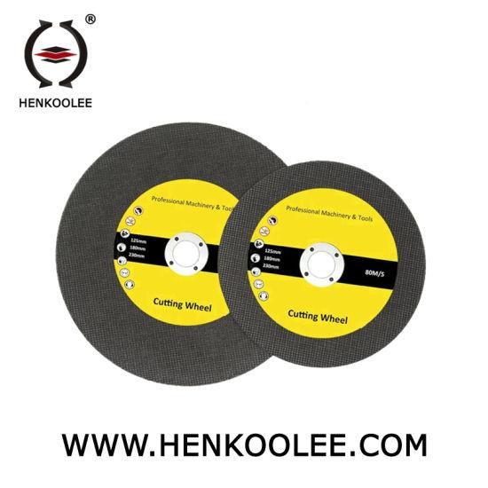 14 Inch Brown Aluminum Oxide Metal Cutting Wheel