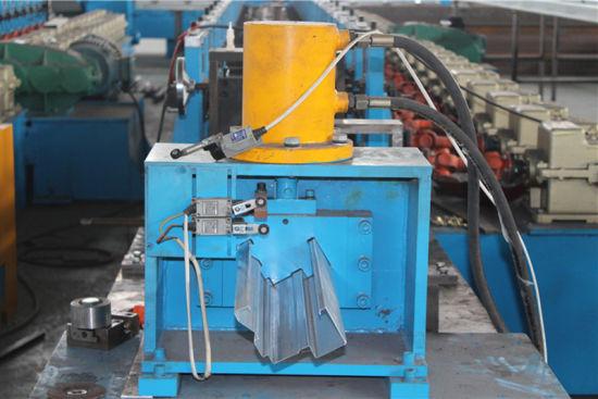 Anti Fire Steel Metal Door Frame Making Roll Forming Machine