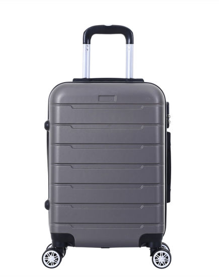 Wholesale ABS Luggage Set Sky Travel Luggage Bag 4 Spinner Wheels Suitcase (XHA151)