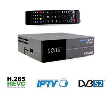 High Quality Freesat Gtmedia V9 Super Satellite Receiver DVB-S2 Decoder for  Encrypted Channels