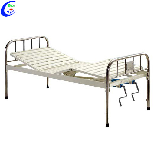 2 Crank Hospital Furniture Medical Manual Hospital Bed pictures & photos