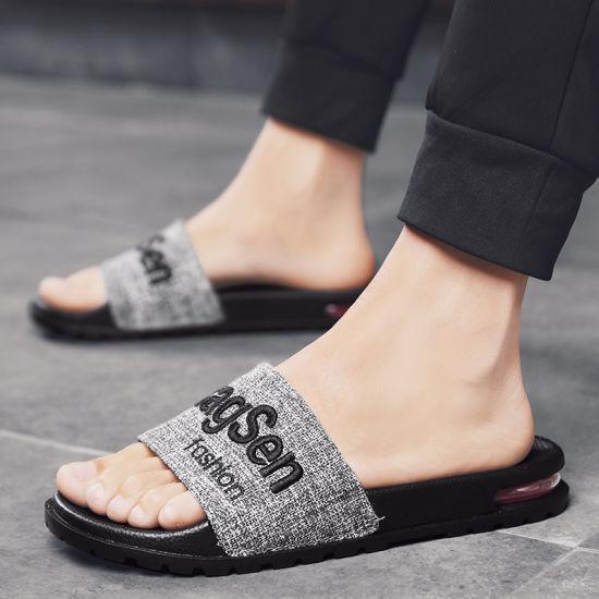2019 New Cheap PVC Fashion Sandals