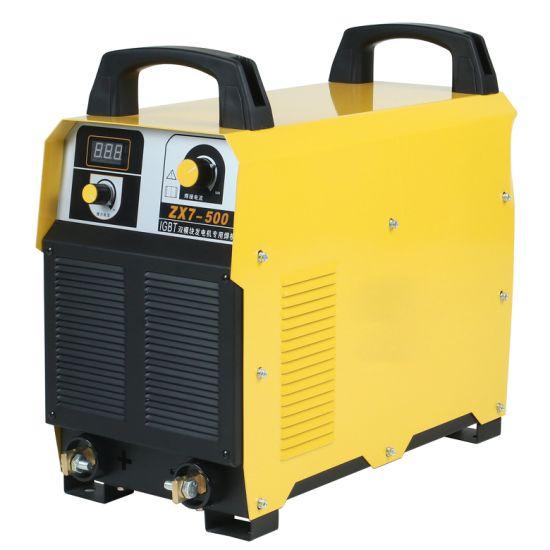 380V/350A, IGBT Module Digital Technology, DC Inverter, MMA Machine Welder/Arc500I
