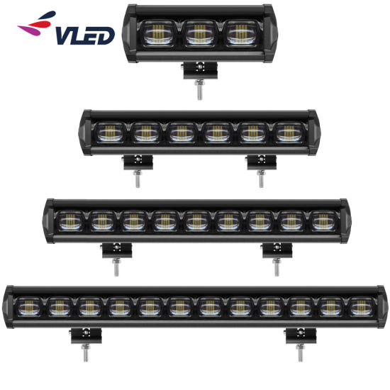 Wholesale High Power LED Work Light 9d Lens Offroad LED Light Bar for Truck Jeep