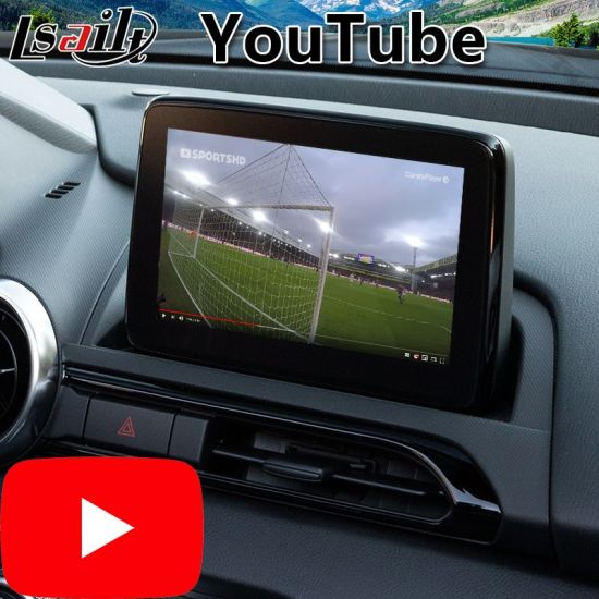 China Android Auto Interface for 2015-2018 Mazda Mx-5, GPS