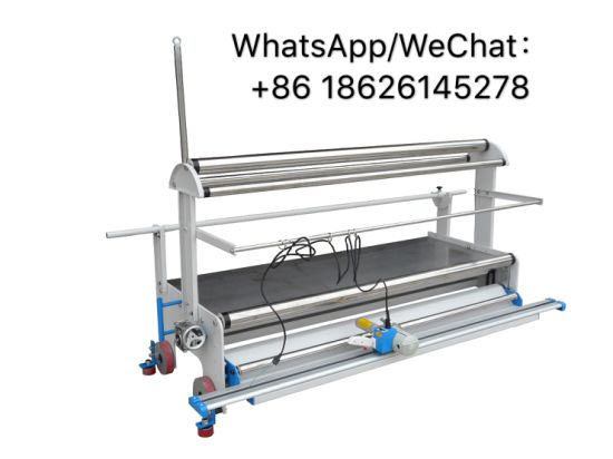 Manual Fabric Spreading Machine for Knit and Woven Fabric (S2-200)