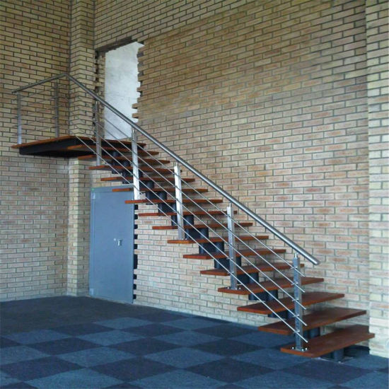 China Outdoor Usage and Floating Staircase Stair Type