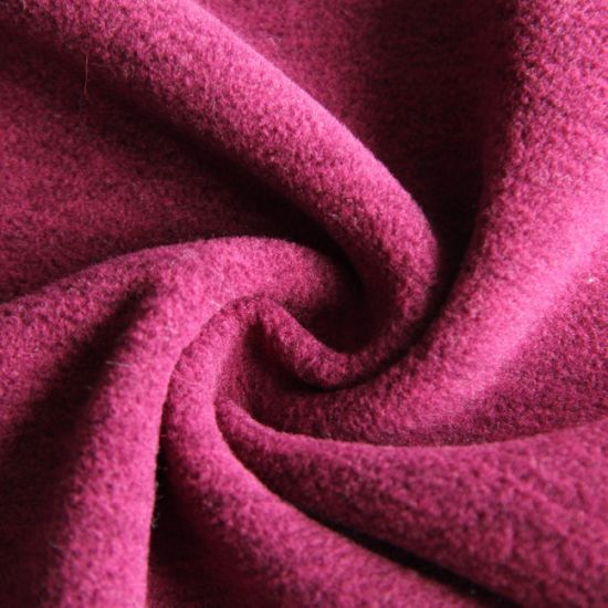 Composite Polar Fleece Warmkepper Stretch Fabric for Running Suit/Pants pictures & photos