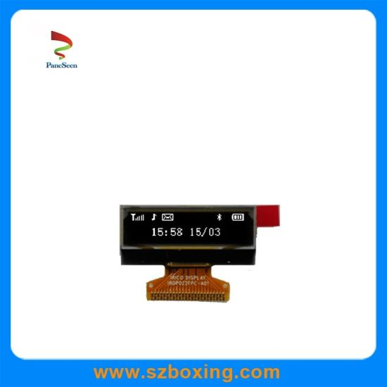 China Small Size OLED Display Module 2 4 Inch OLED Micro