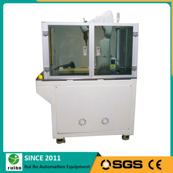 China Tower 6-Axis Screwdriver Machine Robot Manufacturer