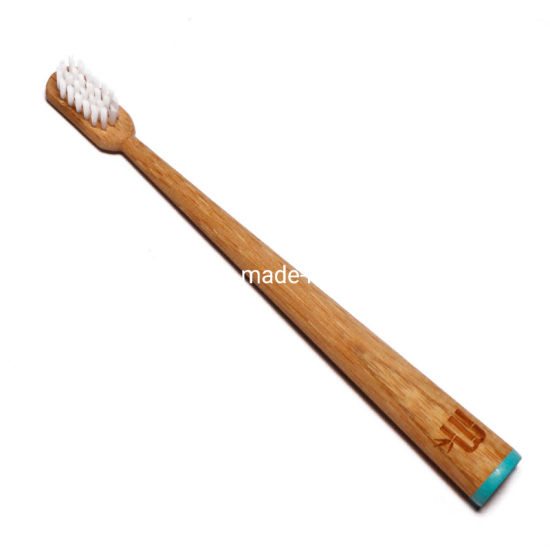 Eco-Friendly Biodegrable Bamboo Soft Bristles Toothbrush for Child