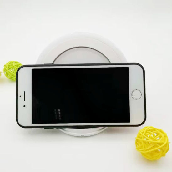 Popular Fast Wireless Charger for iPhone & Android Wireless Charger