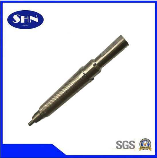 High Quality Alloy Gear Shaft Used in Electric Tool