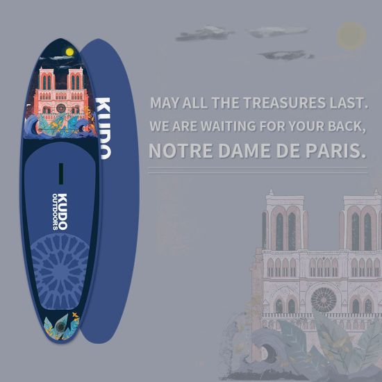 Stand up Paddle Board Dropshipping Inflatable Standing Paddle Board