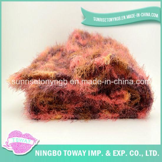 China Free Childrens Knitting Patterns Thick Fur Eyelash Yarn