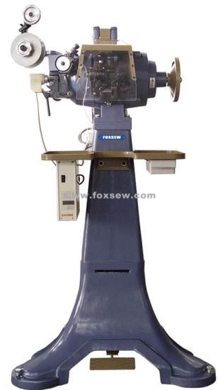 Stapling Machine for Goodyear Shoes Welt Stitching