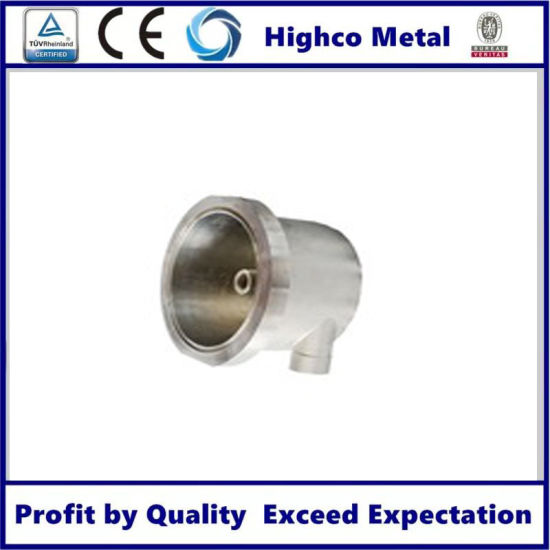 OEM Precision Investment Casting Stainless Steel Pump Body pictures & photos