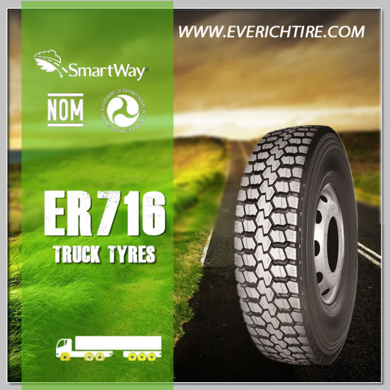 315/80r22.5 China Driving Tire/ Heavy Duty Radial Truck Tyre/ TBR Tires with Reach DOT pictures & photos