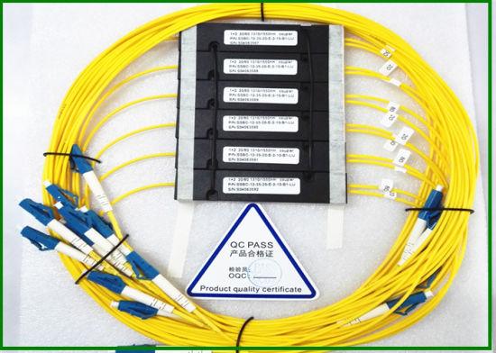 Single Mode Fiber Coupler Upc /CATV Access Network LC Fiber Coupler