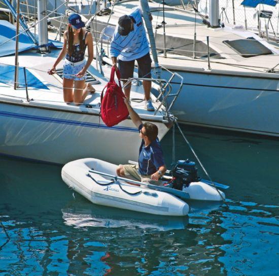 F2 6BMS, 2 6HP Tiller Control, 4-Stroke Boat Motor Outboard Engine