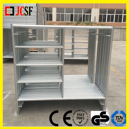 Galvanized 5′x5′ Step Frame with Different Locks Type pictures & photos