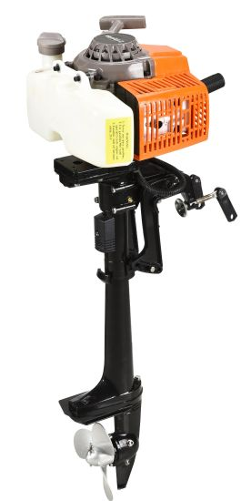 2 Stroke 63cc Air-Cooled 3HP Outboard Motor/Outboard Engine/Boat Motor