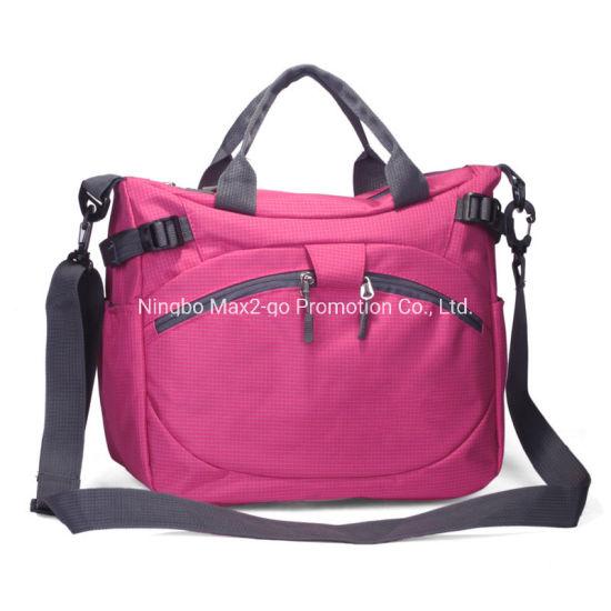 Modern Youth Promotional Ladies Travel Nylon Crossbody Shoulder Sling Bag