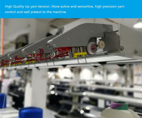 Latest 7.2g Multi Gauge Auto Knitting Machine pictures & photos